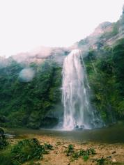 The highest waterfall in West Africa