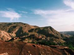Moroccan Hilltops