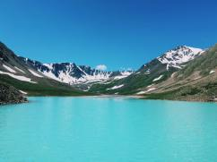 Green Lake, Tavagn Bogd
