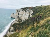 Cliffs of Étretat, Normandy, France