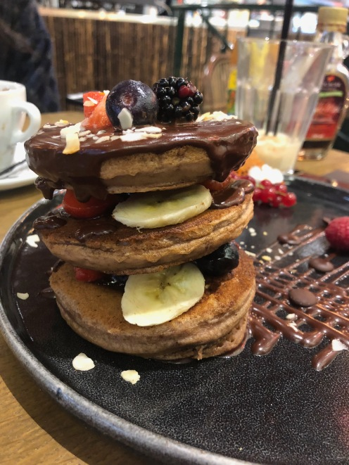 Choco Protein Stack