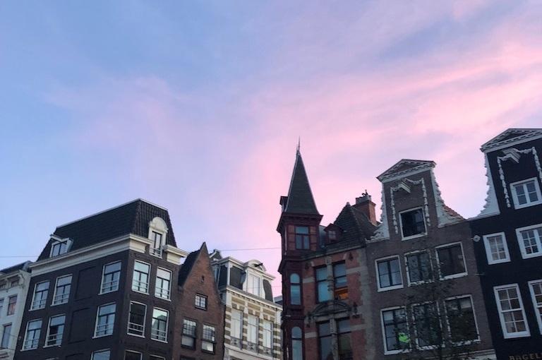 A Vegan Food Diary:Amsterdam